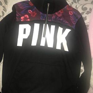 PINK Victoria's Secret Sweaters - Victoria's Secret Pink Pull Over